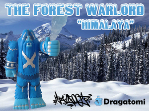 "Announcing.....!!   THE FOREST WARLORD ""HIMALAYA"" !!!!"